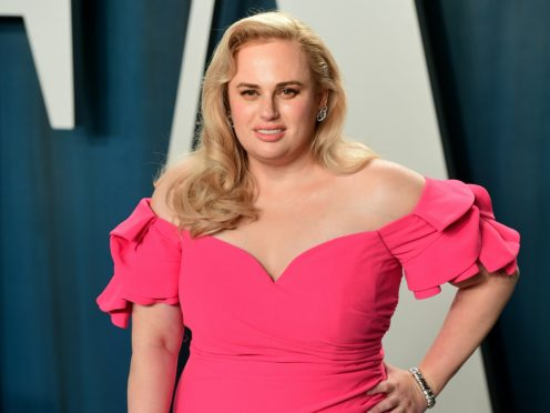 Rebel Wilson is aiming for a 'year of health' (Ian West/PA)
