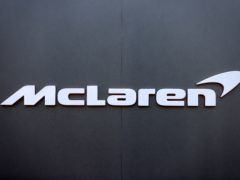 The winner will get to ride in a McLaren supercar (David Davies/PA)