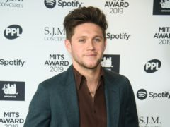 Niall Horan posted his stinging criticism of Matt Hancock to his 39 million Twitter followers (Matt Crossick/PA)