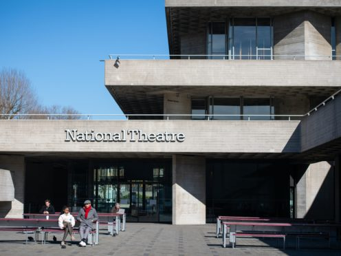 The National Theatre is planning to cut staff (Dominic Lipinski/PA)