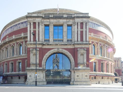 The Royal Albert Hall is home of the BBC Proms (Aaron Chown/PA)