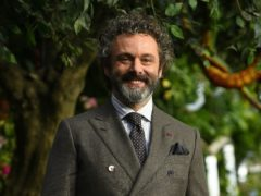 Michael Sheen took part in a virtual ceremony (Kirsty O'Connor/PA)