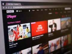 BBC iPlayer (Philip Toscano/PA)