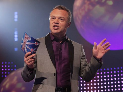Graham Norton (Yui Mok/PA)