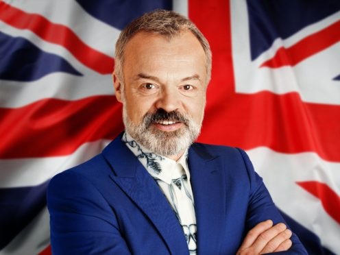 Graham Norton (So TV/Christopher Baines/BBC)