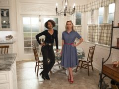 Kerry Washington and Reese Witherspoon star in the Amazon thriller Little Fires Everywhere (Erin Simkin/Hulu/PA)