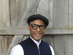 Jay Blades on The Repair Shop (BBC/Ricochet Ltd)
