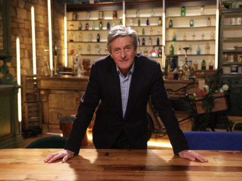 The Bidding Room with Nigel Havers (BBC/Ricochet/Mitchell Collins)
