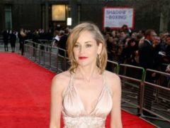 Sharon Stone (Dominic Lipinski/PA)