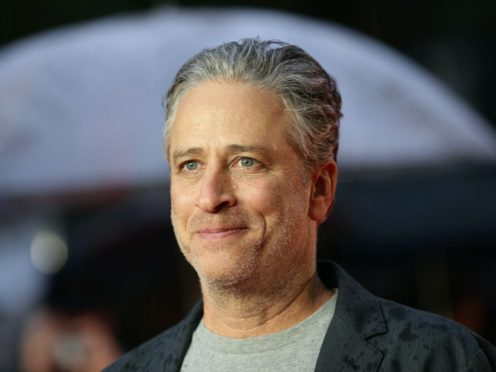 Jon Stewart hosted The Daily Show for 16 years (Yui Mok/PA)