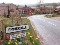 Emmerdale (Helen Turton/PA)