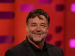 Russell Crowe said the first Gladiator script he read was 'so bad' (PA Images on behalf of So TV)