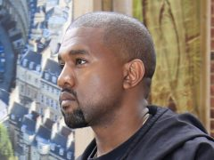 Kanye West's Yeezy brand will be sold in Gap stores (Jonathan Brady/PA)