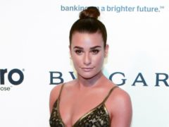 Lea Michele conceded she may have been 'unnecessarily difficult' (Billy Benight/PA)