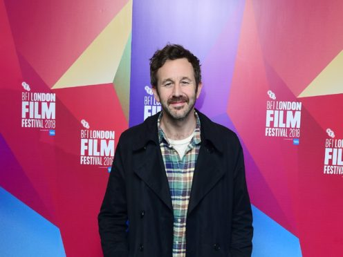Chris O'Dowd had an unusual audition technique (Ian West/PA)