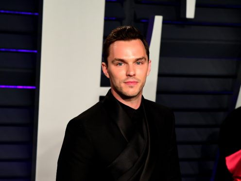 Nicholas Hoult stas in TV miniseries The Great (Ian West/PA)