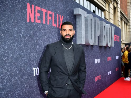Drake leads the nominees ahead of the 20th BET Awards (Ian West/PA)