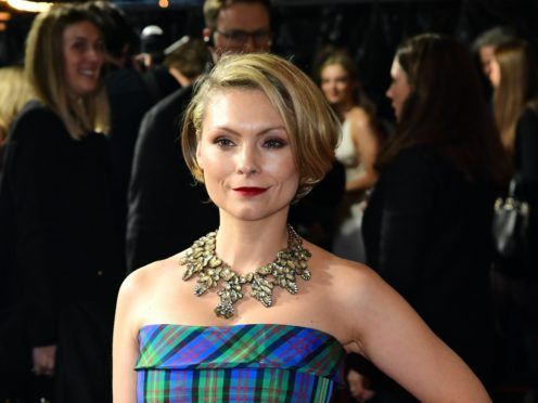 Swedish-born actress MyAnna Buring said Dawn Sturgess had not been accurately portrayed in the media following her death (Ian West/PA)