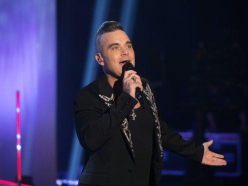 Robbie Williams (David Parry/PA)