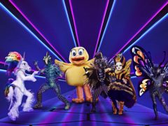 The Masked Singer US judge Jenny McCarthy has revealed how the celebrity contestants keep their identities under wraps (Vincent Dolman/ITV/PA)