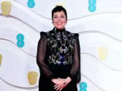 Olivia Colman urged 'little acts of kindness' (Ian West/PA)