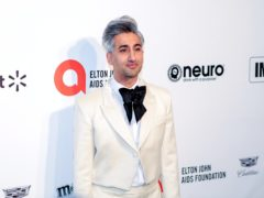 Queer Eye's British-born star Tan France has become a US citizen (PA)