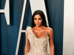 Kim Kardashian West has welcomed the Supreme Court's decision to grant a stay of execution to a prisoner whose cause she has championed (Ian West/PA)