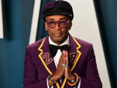 Spike Lee said the world will be 'in peril' if Donald Trump is re-elected (Ian West/PA)