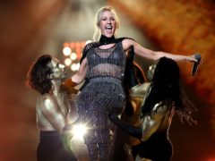 Ellie Goulding's new album is out next month (Isabel Infantes/PA)