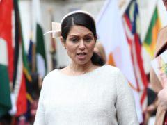 Home Secretary Priti Patel (Yui Mok/PA)