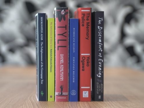Celebrity readings will form part of the promotions (Booker Prizes/PA)