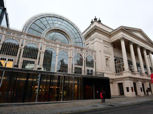 The Royal Opera House (Victoria Jones/PA)
