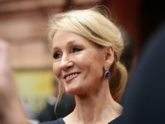 JK Rowling has been criticised for comments she has made around trans issues (Yui Mok/PA)