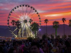 The Coachella and Stagecoach music festivals have been rescheduled to 2021 after this year's events were cancelled due to coronavirus, organisers have said (Amy Harris/Invision/AP)