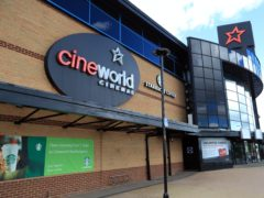 Extra cleaning, staggered film start times and a focus on online booking are some of the measures cinemas will be encouraged to implement as they re-open their doors (Stock image/PA)