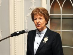 The Booker Prize foundation has abolished the honorary role belonging to Baroness Nicholson of Winterbourne following allegations of homophobia (Zak Hussein/PA)