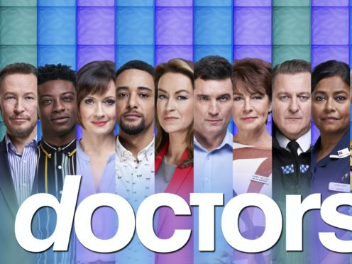 Doctors has filmed a 45-minute lockdown episode (BBC/James Stack/PA)