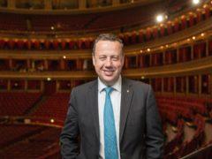 Royal Albert Hall CEO Craig Hassall (Royal Albert Hall/PA)
