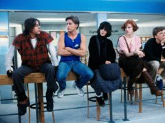 The Breakfast Club can be streamed on Now TV (Now TV/PA)
