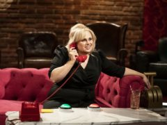 """Hollywood actress Rebel Wilson has revealed comedians taking part in her wild new reality show had to undertake """"psychological counselling"""" as a result (Amazon/PA)"""