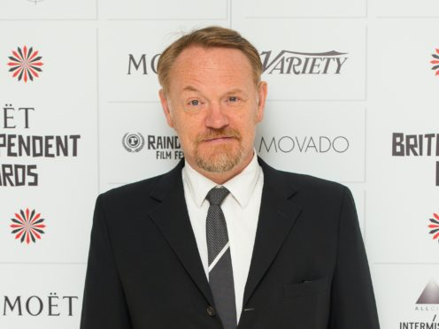 Jared Harris (Dominic Lipinski/PA)
