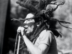 Bob Marley And The Wailers originally recorded the song in 1977 (PA)