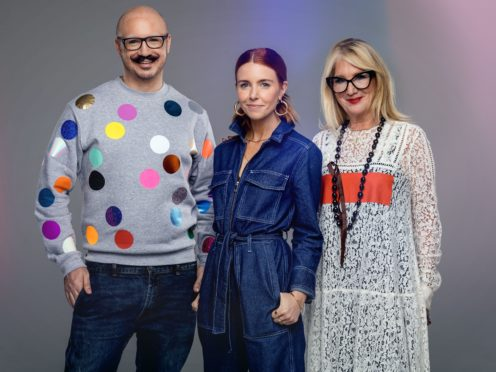 Glow Up: Britain's Next Make-Up Star is a BBC Three show (BBC Three/Wall To Wall/PA)