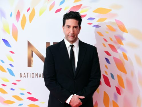 The eagerly awaited Friends reunion special could begin filming as soon as next month, David Schwimmer has revealed (Ian West/PA)