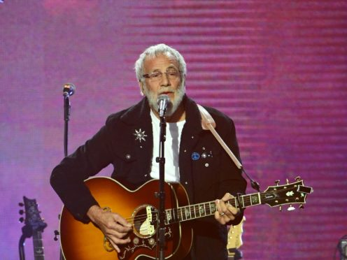 Yusuf/Cat Stevens has opened up on why he never took to the stage at Live Aid (Ian West/PA)