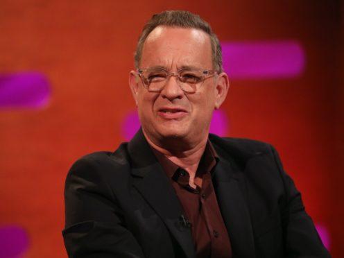 Tom Hanks (Isabel Infantes/PA)