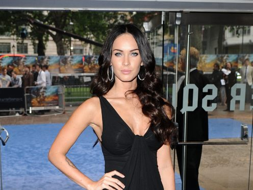 Machine Gun Kelly and Megan Fox appeared to make their relationship Instagram official after sharing a picture together for the first time (Ian West/PA)