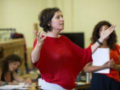 Erica Whyman (Royal Shakespeare Company/PA)
