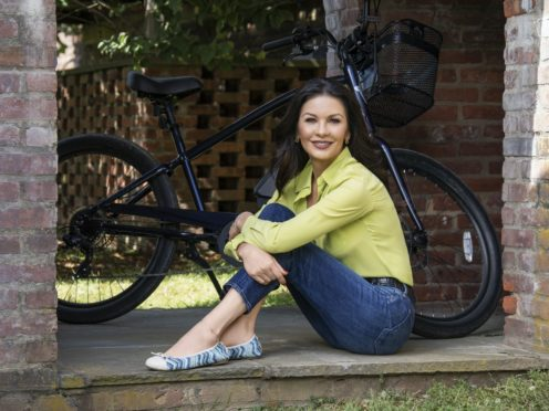 Catherine Zeta-Jones has launched a collection with Butterfly Twists (Casa Zeta-Jones x Butterfly Twists/PA)