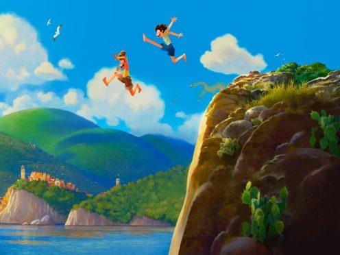 Luca (Disney/Pixar/PA)